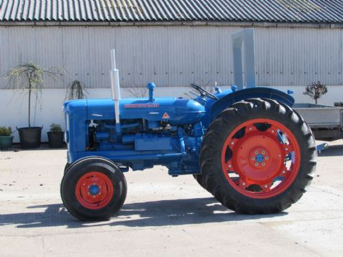 Fordson Super Major For Sale